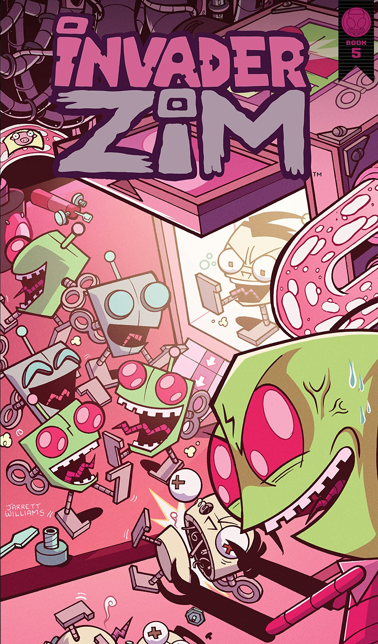 Invader ZIM Vol. 5: Deluxe Edition
