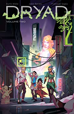 Dryad Tome 2