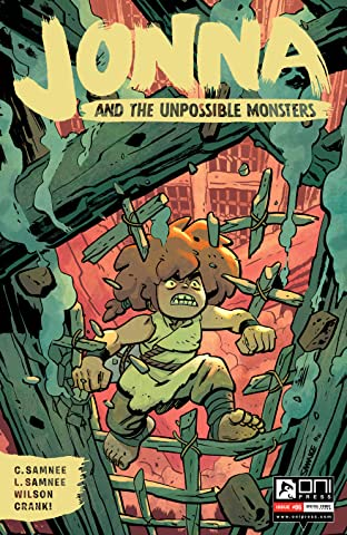 Jonna and the Unpossible Monsters No.6