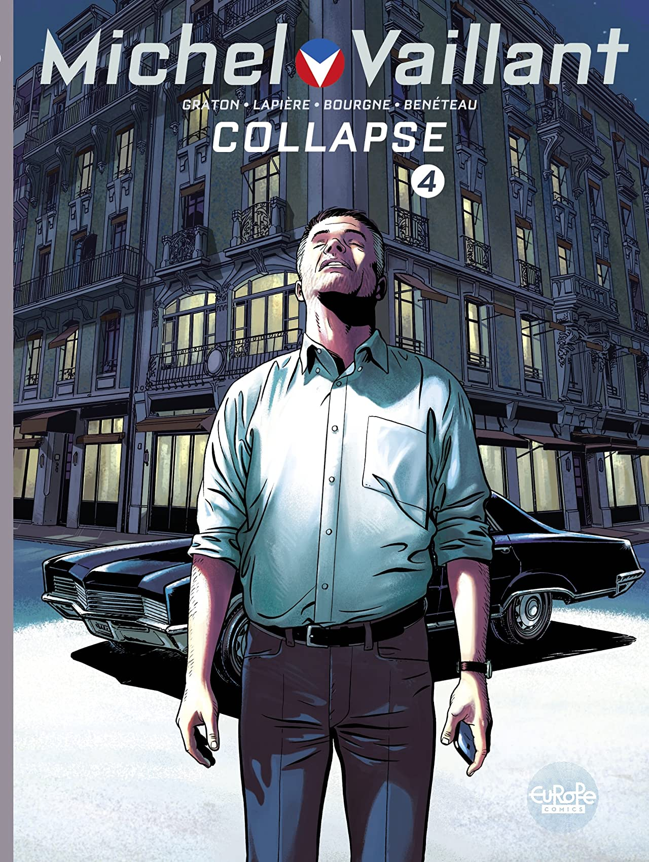 Michel Vaillant Vol. 4: Collapse