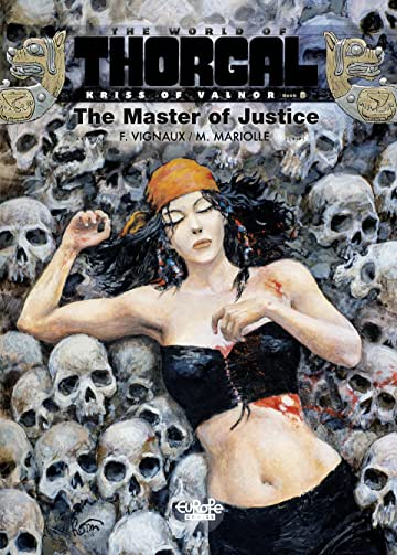 Kriss of Valnor Vol. 8: The Master of Justice