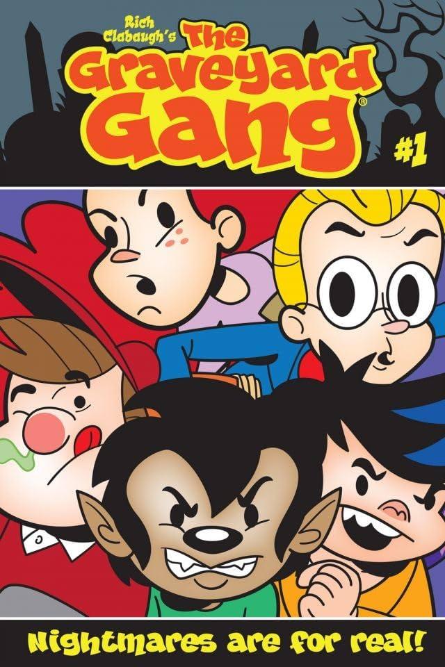 The Graveyard Gang #1