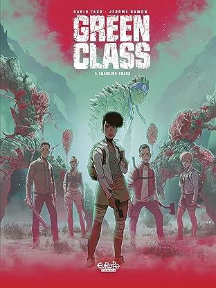 Green Class Vol. 3: Crawling Chaos