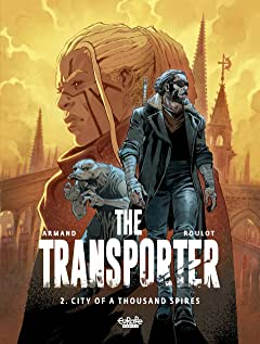 The Transporter Vol. 2: City of a Thousand Spires