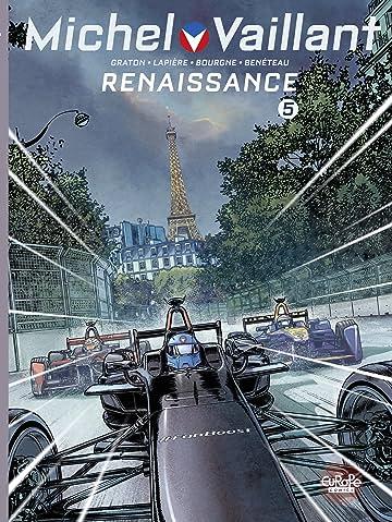 Michel Vaillant Vol. 5: Resurgence