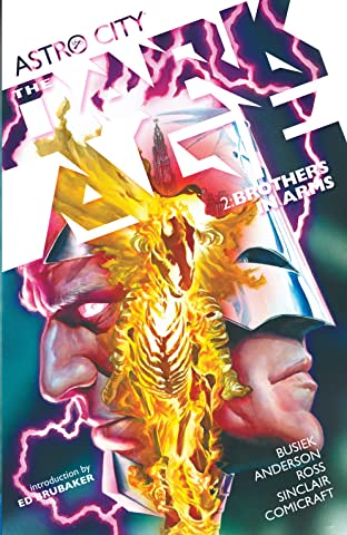 Astro City (2005-2009) Vol. 7: The Dark Age Book Two: Brothers in Arms