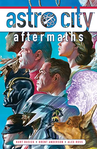 Astro City (2013-2018) Vol. 17: Aftermaths