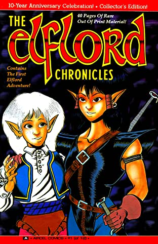 The Elflord Chronicles No.01