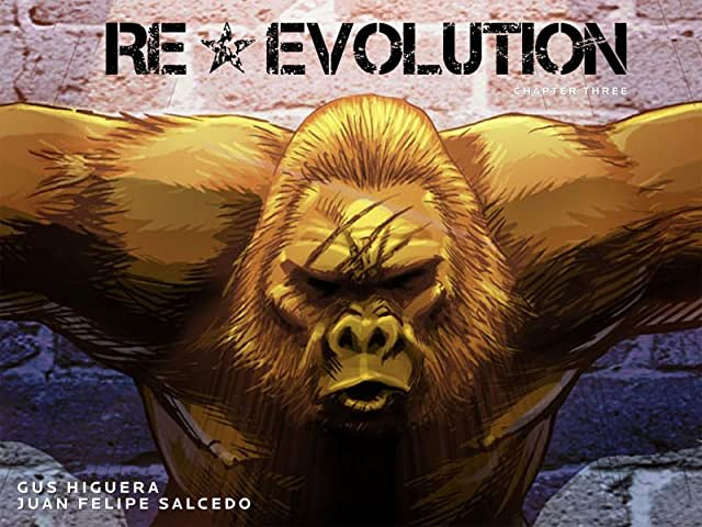 Re-Evolution #3