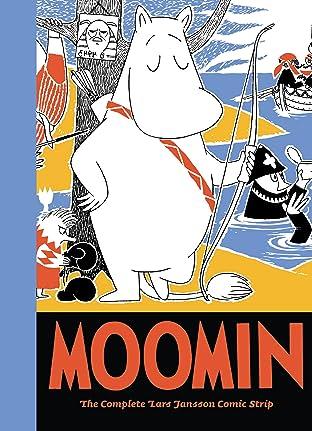 Moomin Vol. 7: The Complete Lars Jansson Comic Strip