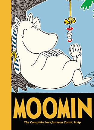 Moomin Vol. 8: The Complete Lars Jansson Comic Strip