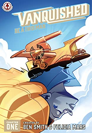 Vanquished Vol. 2 #1: Be a Woman