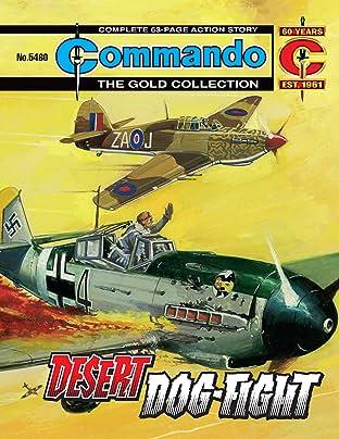 Commando No.5460: Desert Dog-Fight