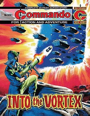 Commando No.5461: Into The Vortex