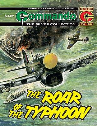 Commando No.5462: The Roar Of The Typhoon