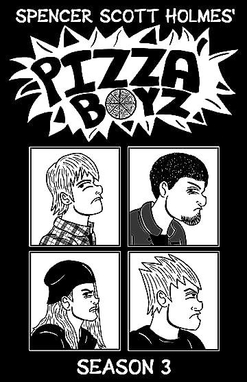 Pizza Boyz - Season 3 - Graphic Novel Vol. 3