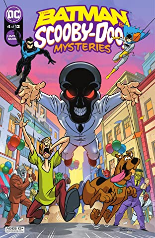 The Batman & Scooby-Doo Mysteries (2021-) #4