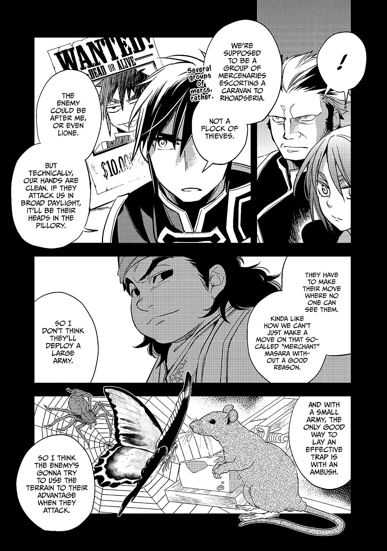 Record of Wortenia War (Manga) Vol. 3: Record of Wortenia War (Manga) Vol 3