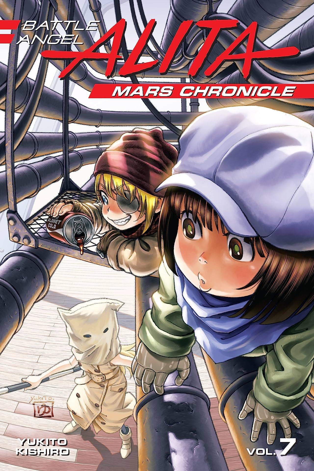 Battle Angel Alita Mars Chronicle Vol. 7