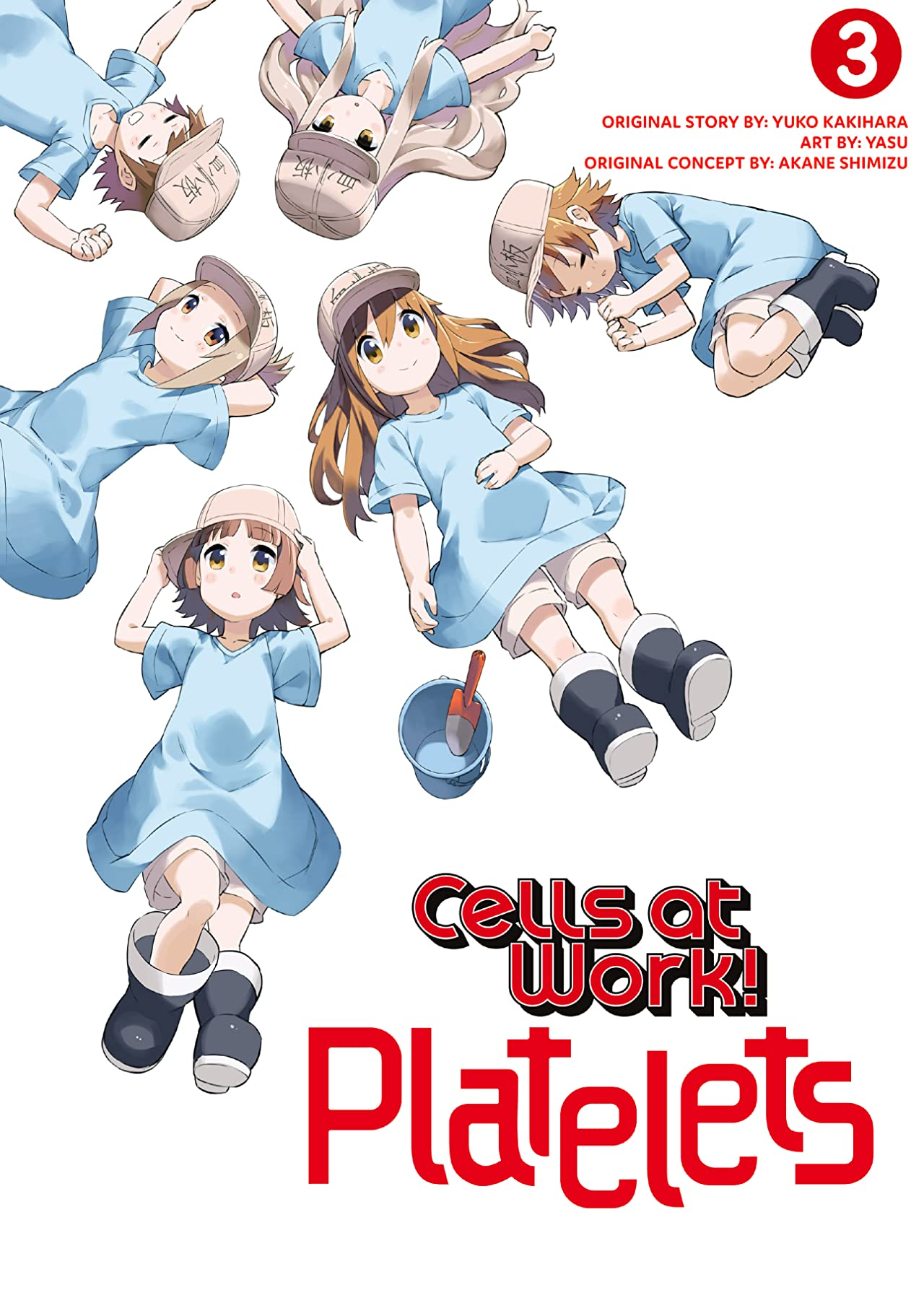Cells at Work: Platelets! Vol. 3