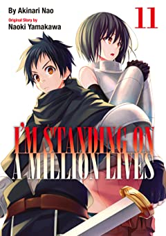 I'm Standing on A Million Lives Tome 11