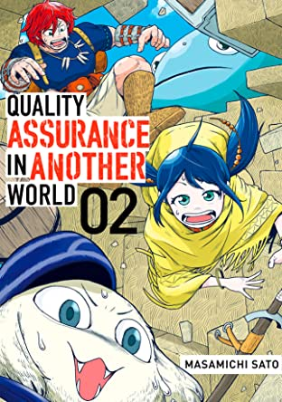 Quality Assurance in Another World Vol. 2