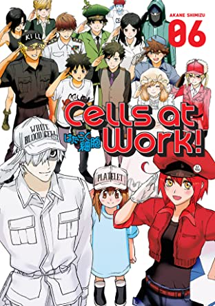Cells at Work! Vol. 6