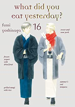 What Did You Eat Yesterday? Vol. 16
