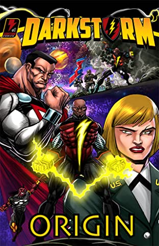 Darkstorm: Origin #1