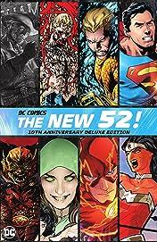 DC Comics: The New 52 Vol. 1: 10th Anniversary Deluxe Edition