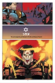 Chronicles of Agent Israel: Bullet Proof
