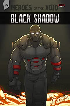 Black Shadow No.5