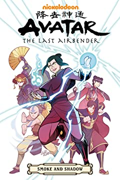 Avatar: The Last Airbender--Smoke and Shadow Omnibus