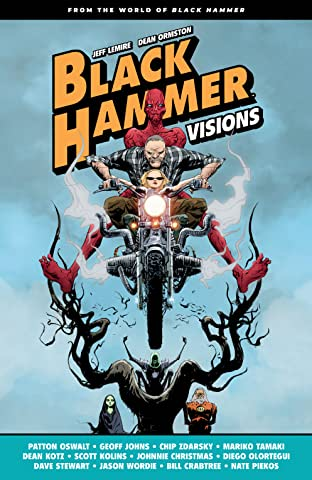 Black Hammer: Visions Tome 1