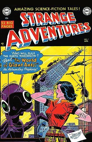 Strange Adventures (1950-1973) #7