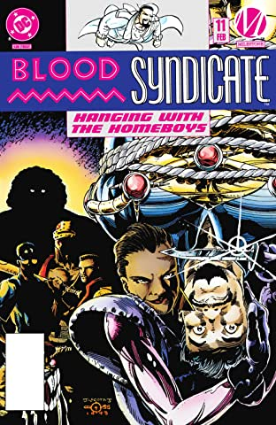 Blood Syndicate (1993-1995) #11