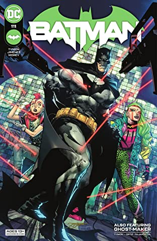 Batman (2016-) #111