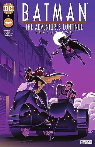 Batman: The Adventures Continue #3: Season Two