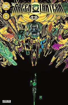 Green Lantern (2021-) #5