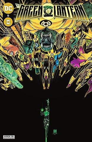 Green Lantern (2021-) No.5