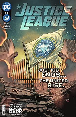 Justice League (2018-) No.66