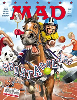 MAD Magazine (2018-) #21