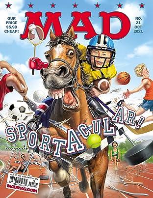 MAD Magazine (2018-) No.21