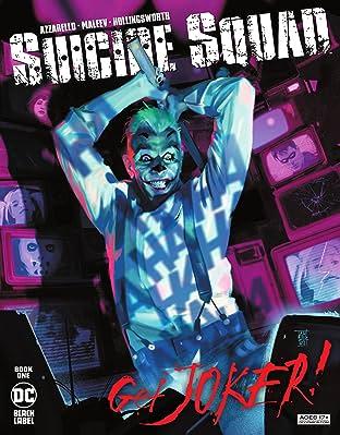 Suicide Squad: Get Joker! (2021-) No.1