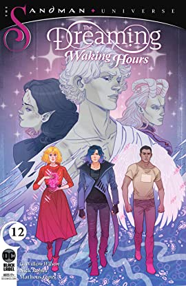 The Dreaming: Waking Hours (2020-) #12