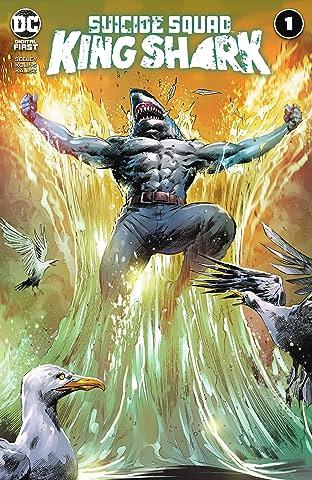Suicide Squad: King Shark (2021-) #1