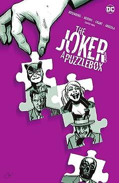 The Joker Presents: A Puzzlebox (2021-) #3: Director's Cut
