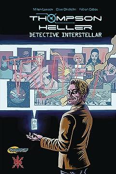 Thompson Heller: Detective Interstellar Vol. 1