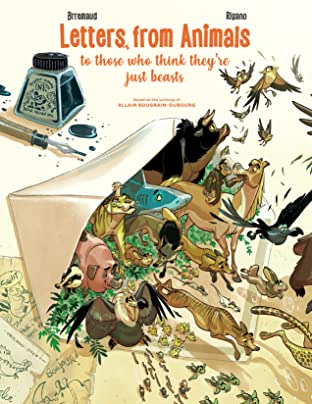 Letters from Animals OGN
