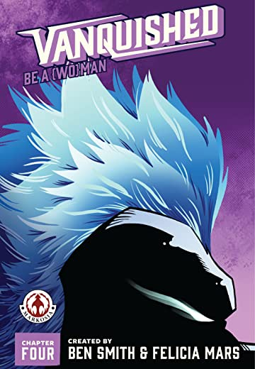 Vanquished #4: Be a Woman